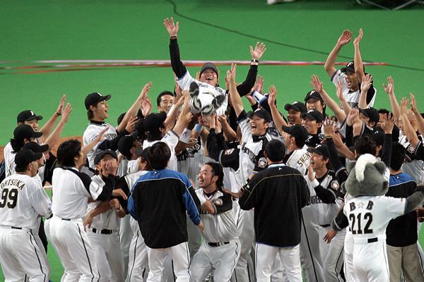 2009パリーグ優勝