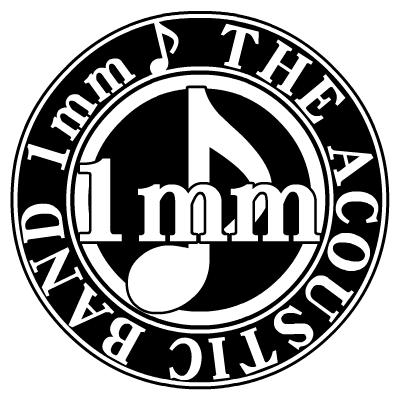 1mm♪ ロゴ
