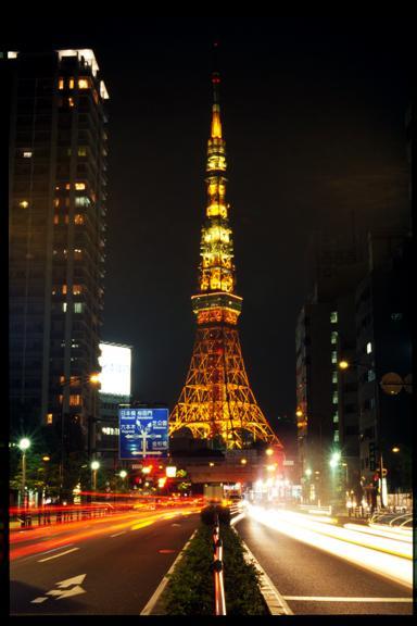 東京タワー!いまどんなかな?