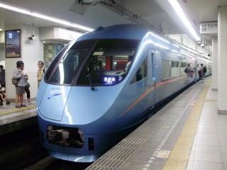 MSE6000新宿にて撮影