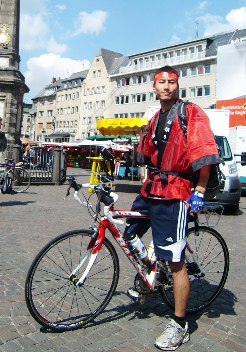 自転車の : ドイツ製品 自転車 : 協賛者一覧|夢!冒険!ちゃい ...