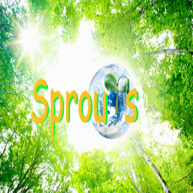 Sprout the happiness