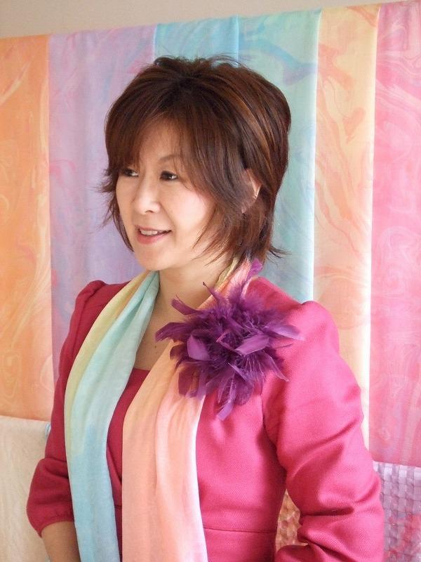 ドレスセラピスト&ファッションデザイナー 池本紫(ゆかり)