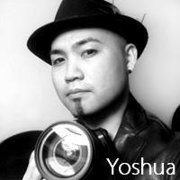 フォトアーティスト Yoshua