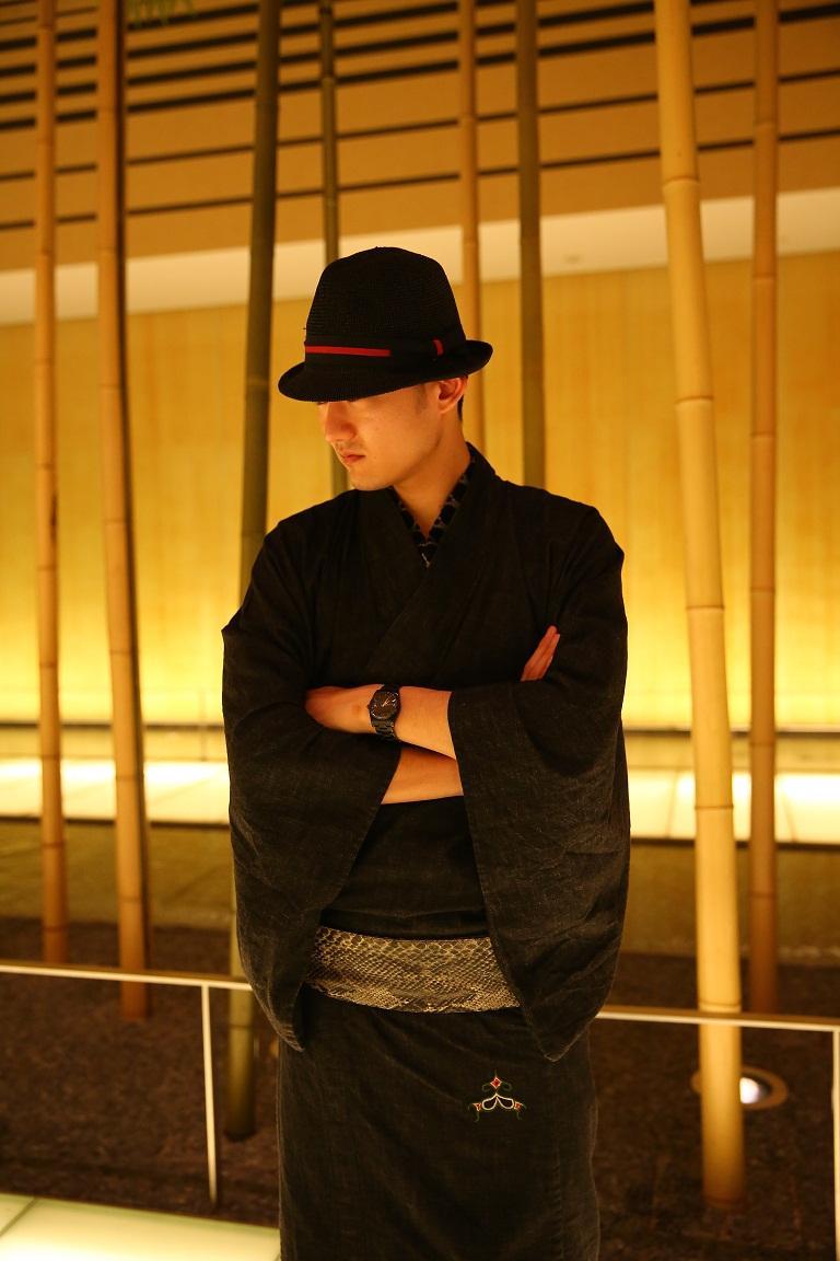 北海道・札幌から着物をファッションとして広める男・染太郎のプロフィール Ameba (アメーバ)