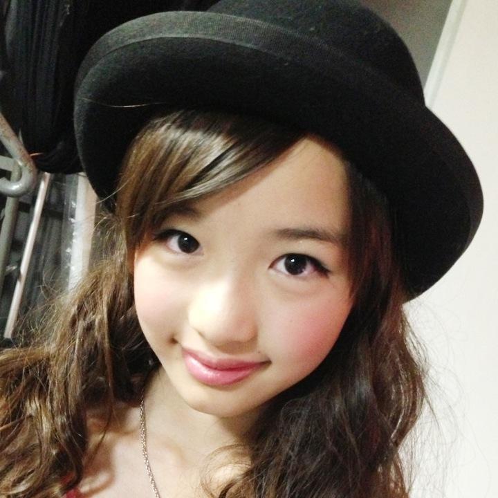 キッズモデル時代の内田珠鈴パート2