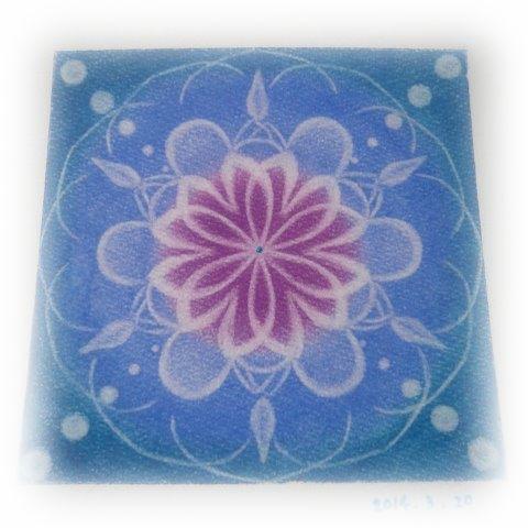 藍色曼荼羅