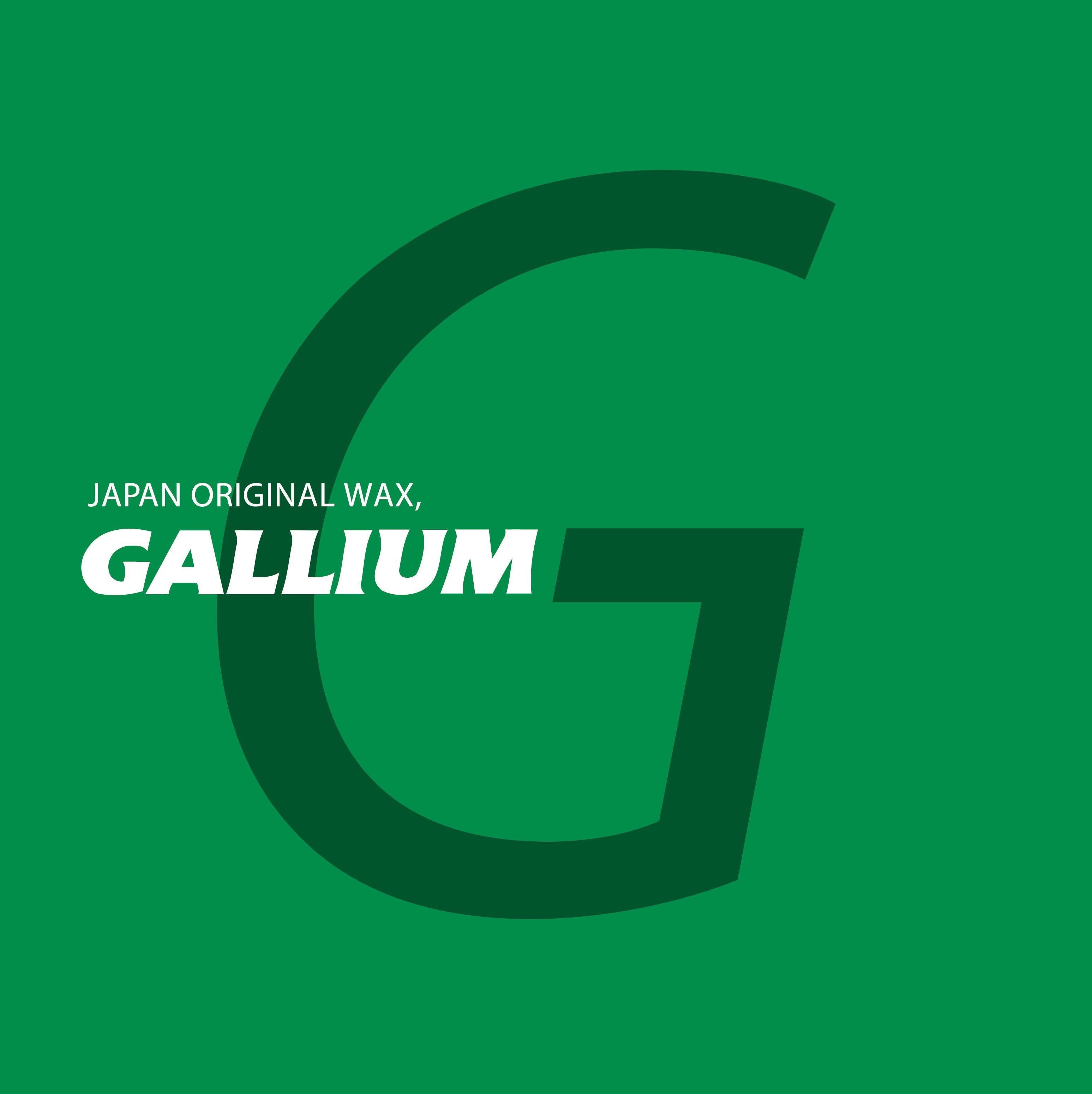 galliumロゴ