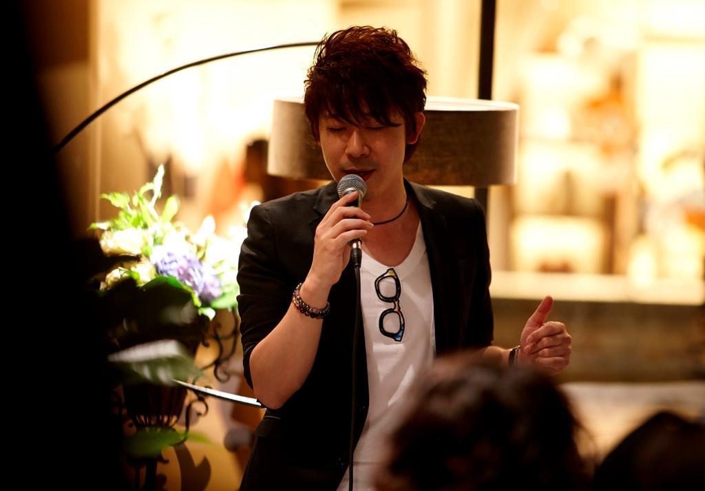 TAKANORI OHYAMA in live2