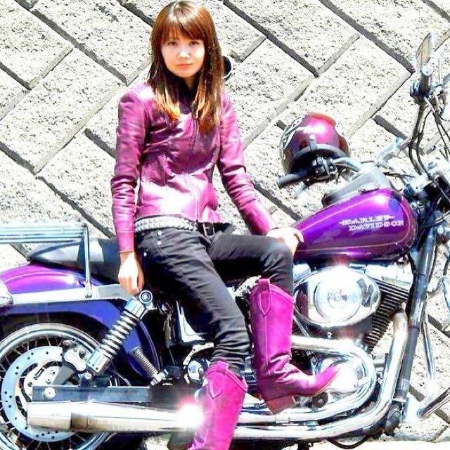 バイク女子のファッションやコーデまとめ・バイク …