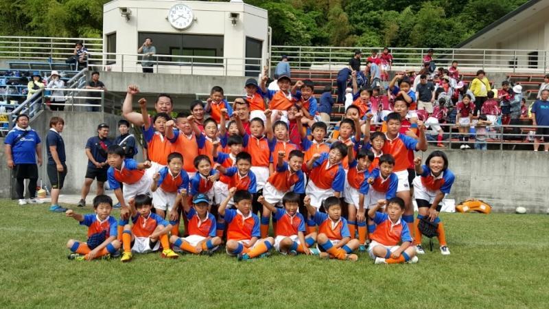 20150607四国ラグビースクール祭