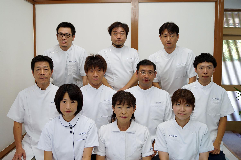 回復整体で静岡県を元気に!