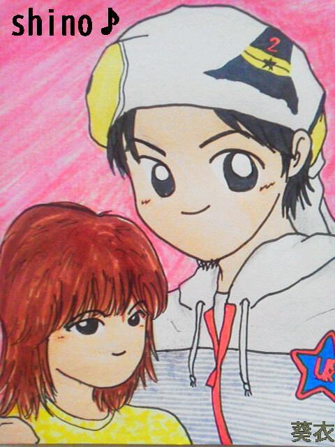 shino♪遊助crew(o~-')b