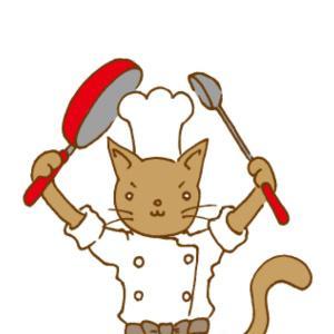 手作りネコ御飯