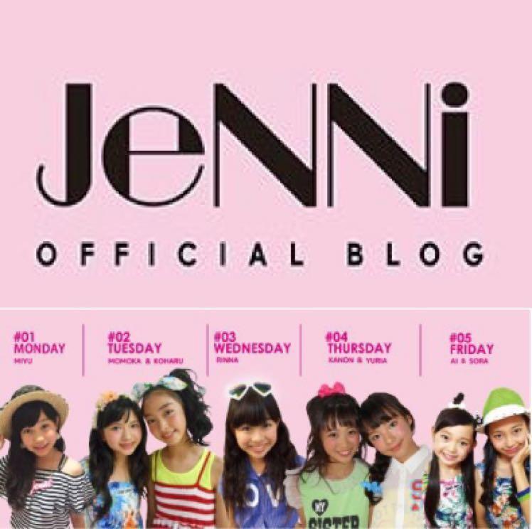 jenni-bloggerさん