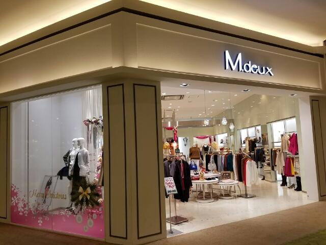 Mdeux*mozo店さん