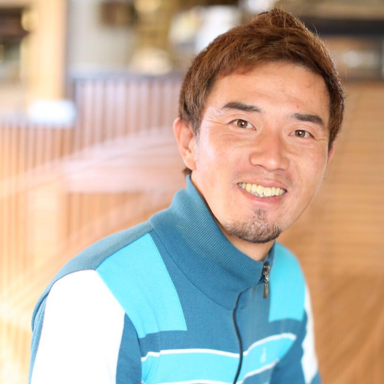 プロゴルファー 松本 浩