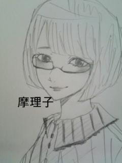 摩理子@in率低め