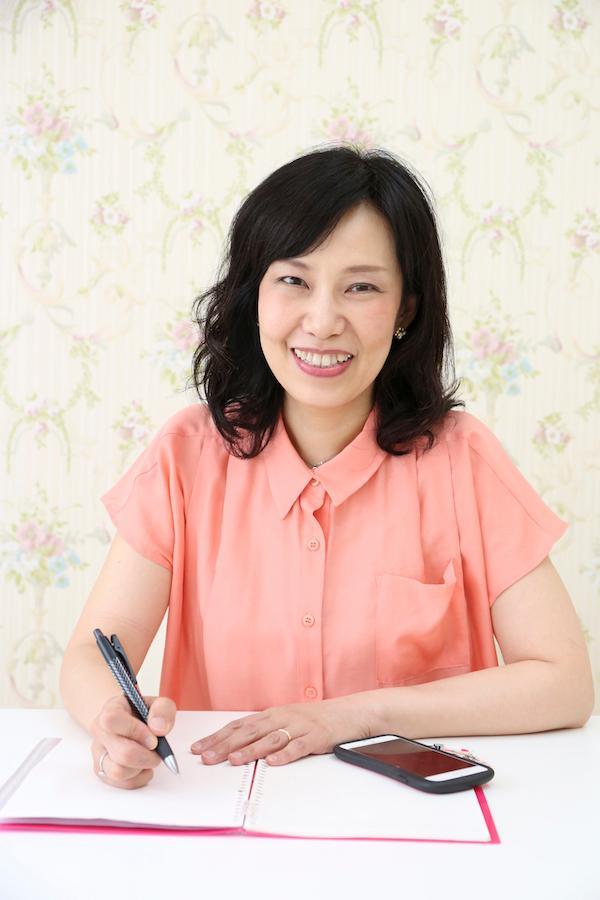 あなたを輝かせるインタビューライター 後藤千代