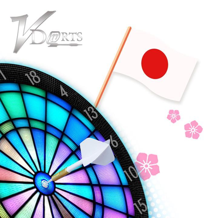 VDarts Japan