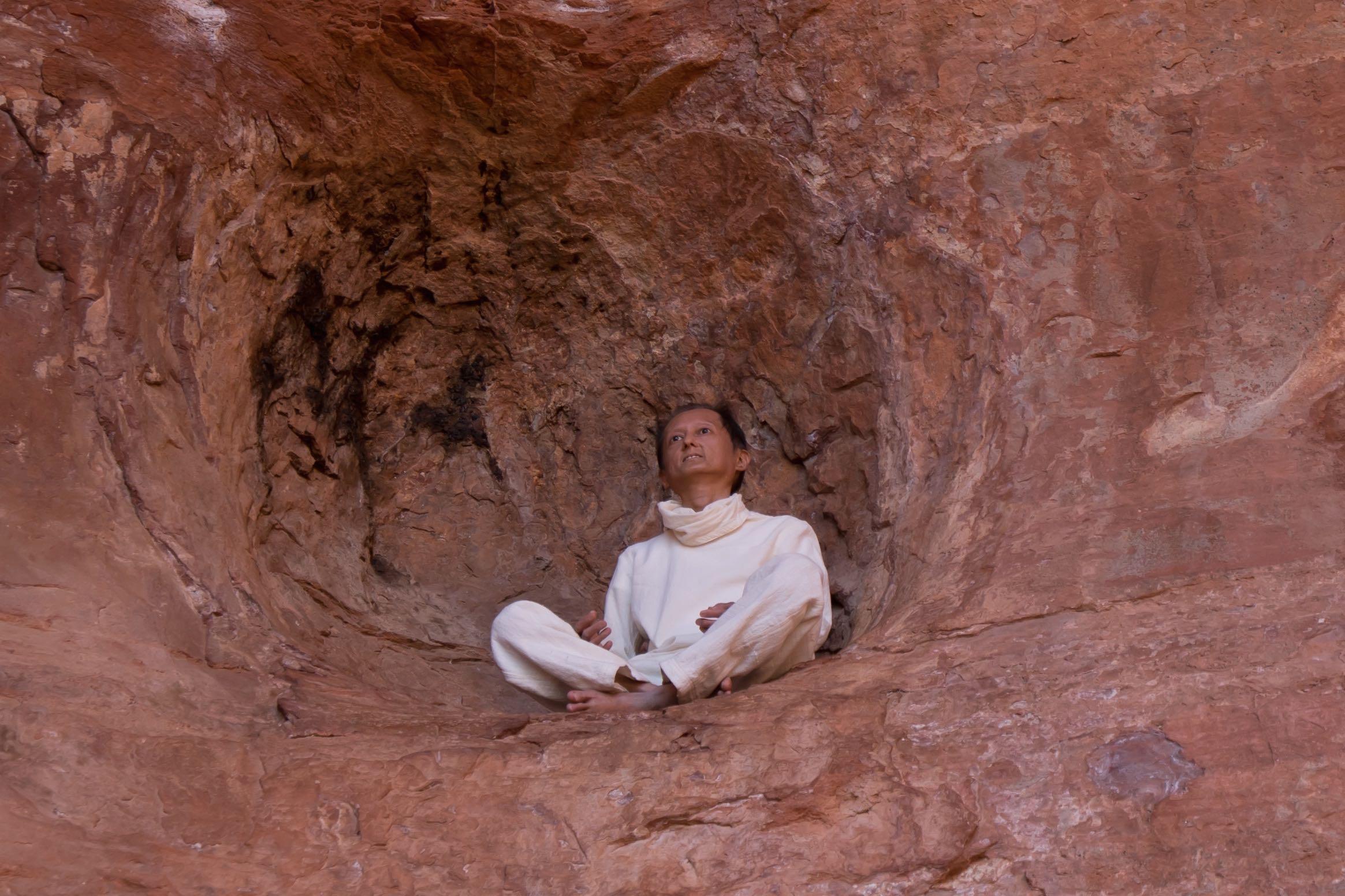 セドナ洞窟