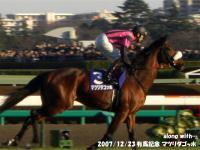 2007有馬記念【マツリダゴッホ】