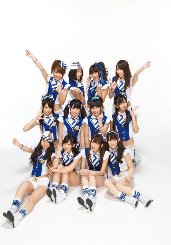 SUPER☆GiRLS2011