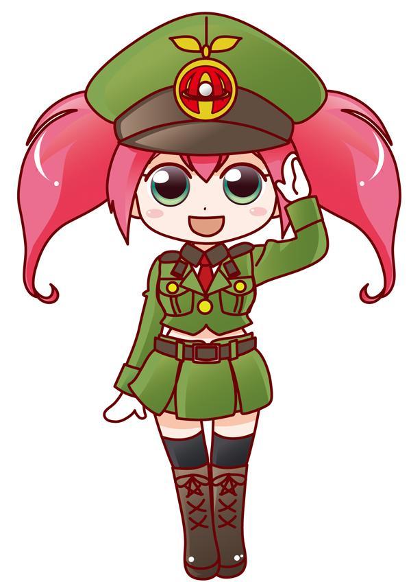 モエたん(地球防衛隊長)