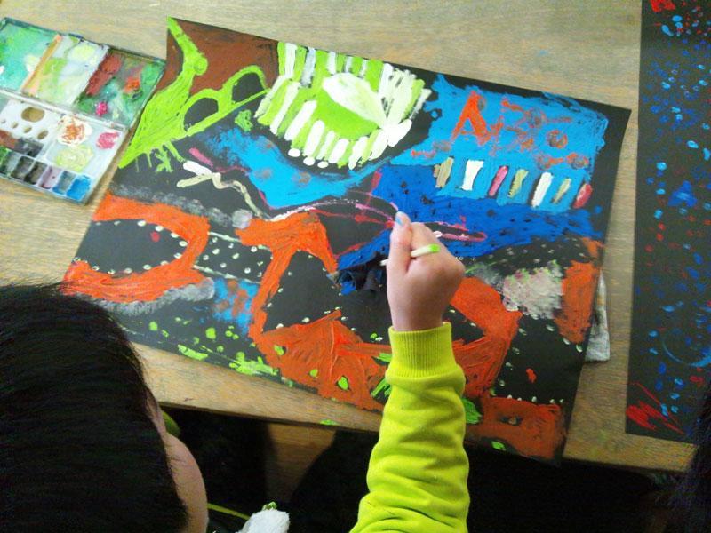 子供絵画教室 スタジオダイナマイトのプロフィール Ameba ...