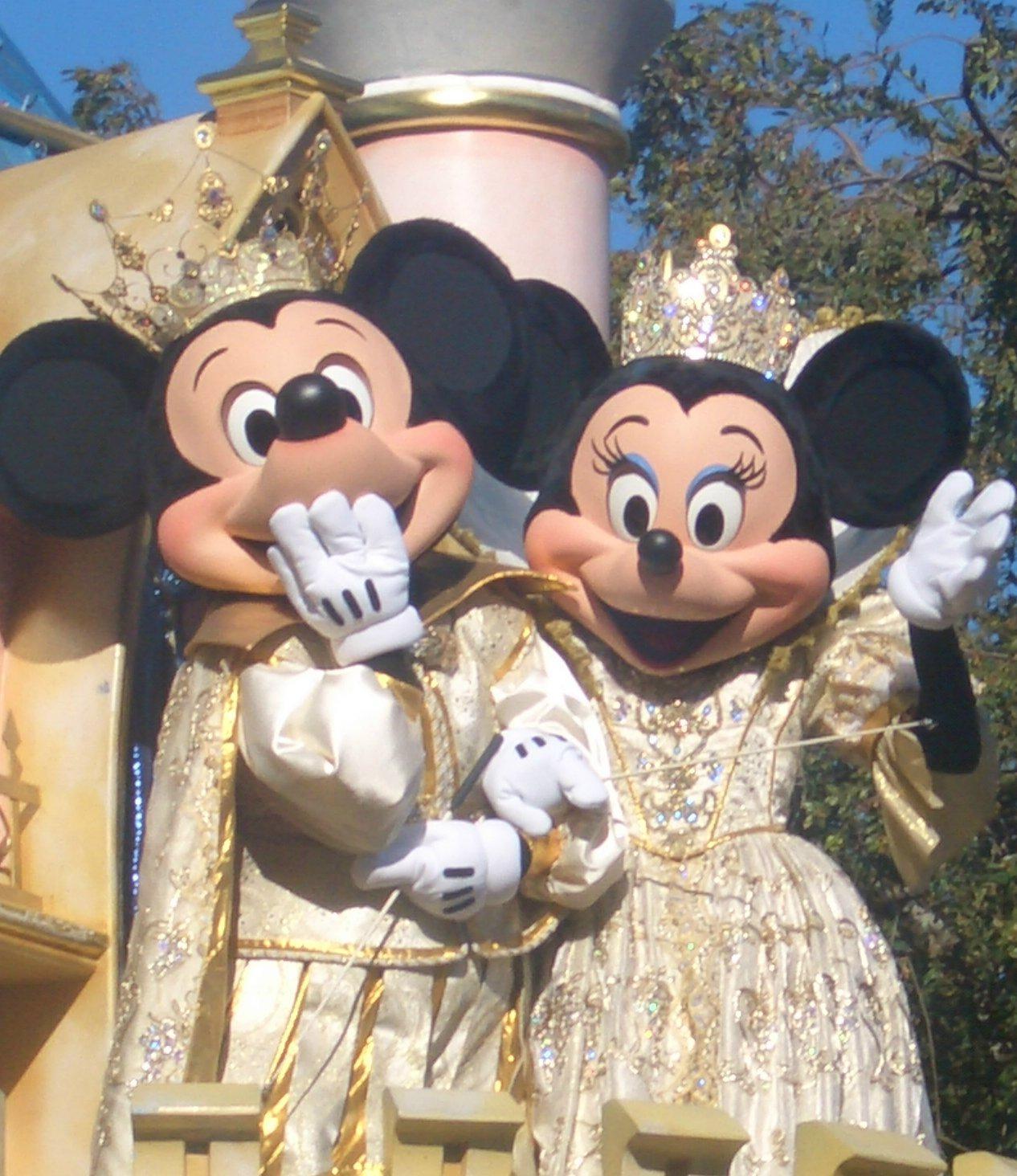 海外ディズニーパーク☆cd fantasmic!編|disney magic!