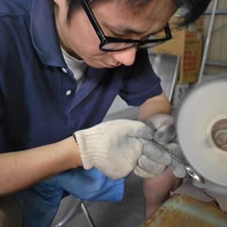 鍋焦げ付き汚れステンレス鍋磨き直し代行サービス