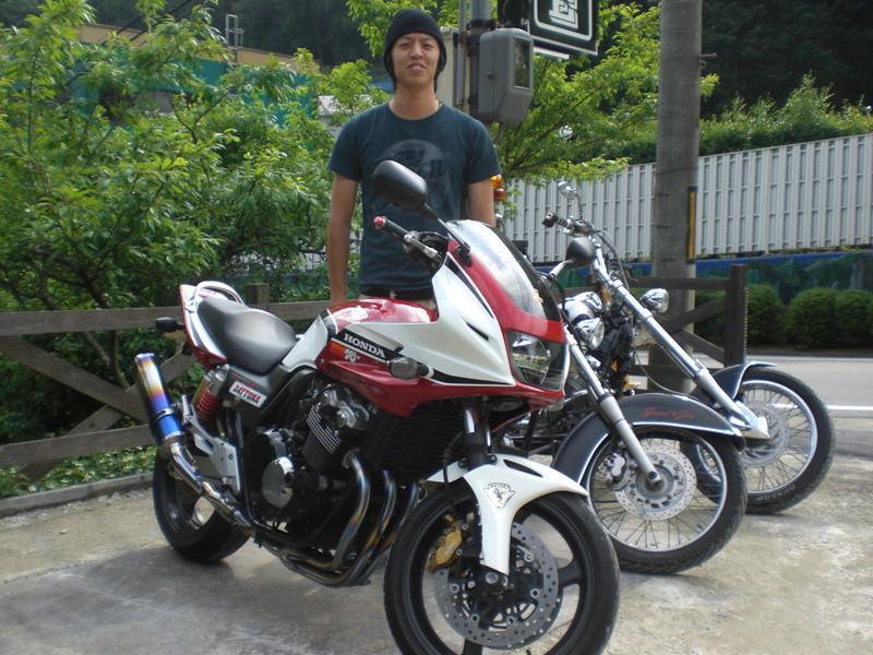 よっしバイク愛@起業家