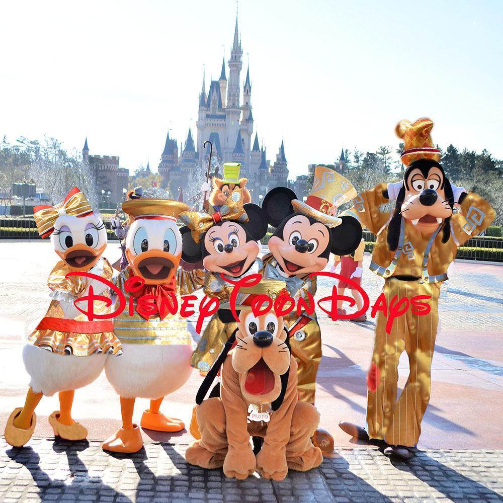 ディズニー世界一周レポート中の新ブログ | disney toon days