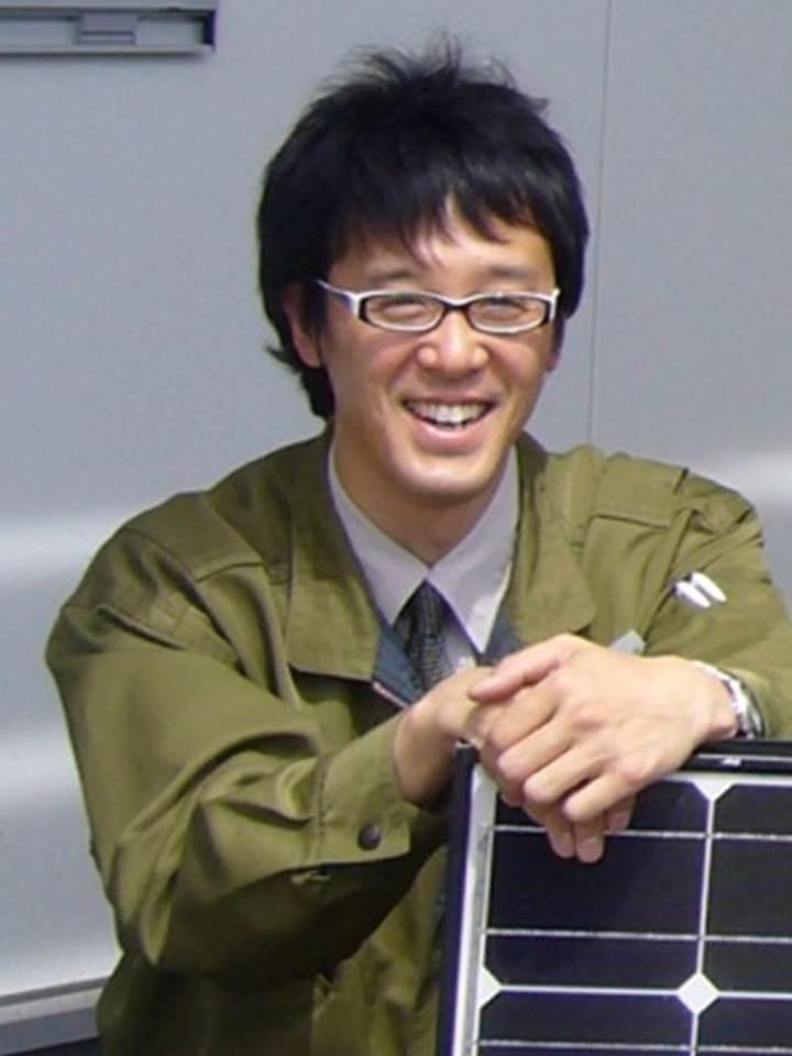 メガソーラーオーナー:小野隆史