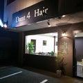 Dant 4 Hair  /  ダントフォーヘアのプロフィール