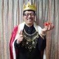 天徳先生の一番弟子・ナフタリン国王のプロフィール