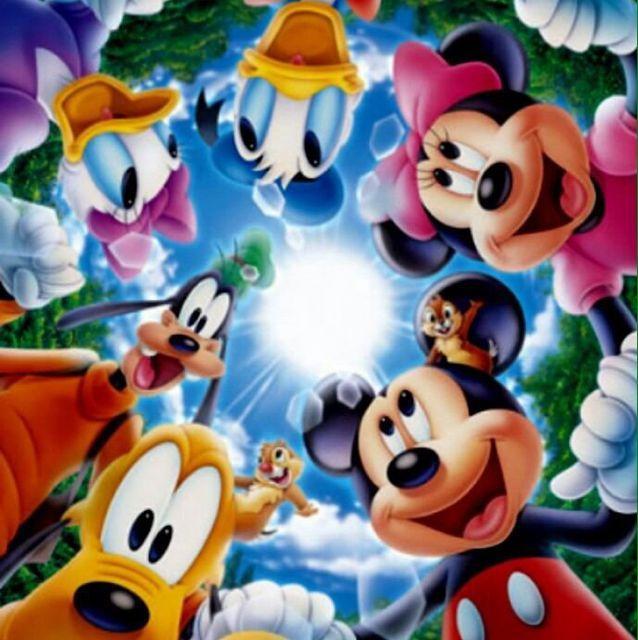 Disney♡マカロン