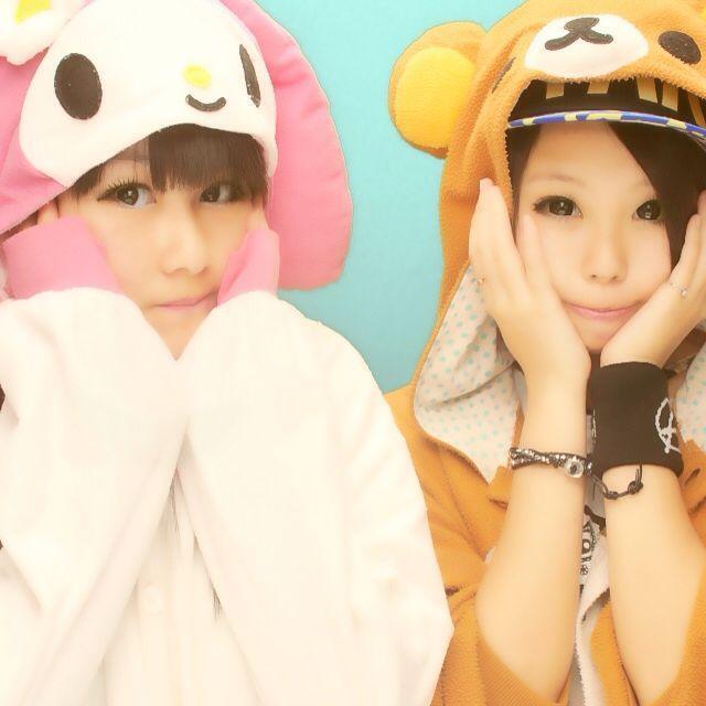 YU-KI&SUZUKA☆