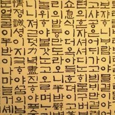 韓国マニア-ハヌルの一人親善大使!?