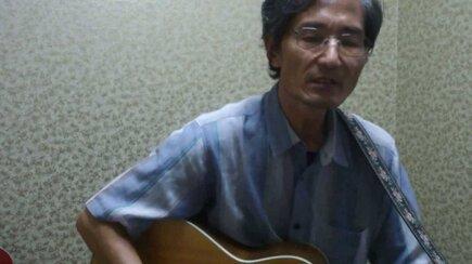 淡路島のシンガーソングライター:カッシャン