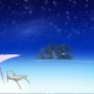 青空、星空