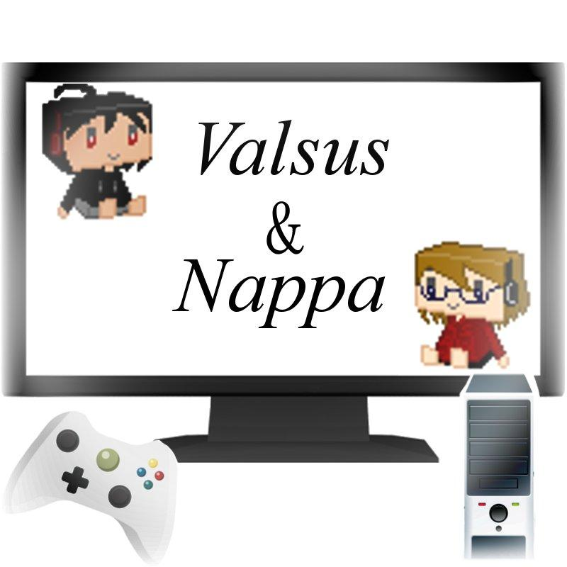 valsus&nappa【実況者二人組】