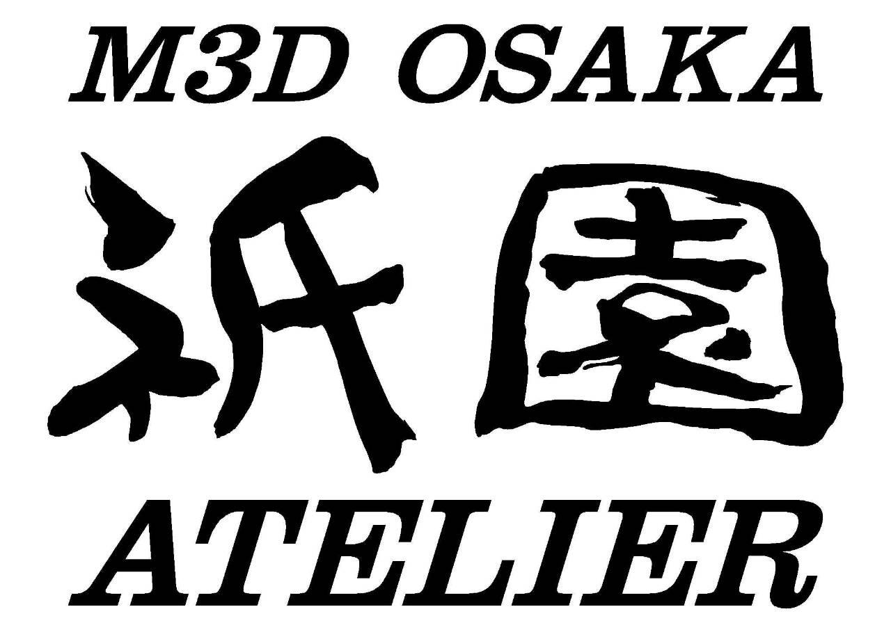 M3D OSAKA  祇園アトリエ