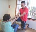 沖縄でダイエットの出張パーソナルトレーニングジム八幡武人