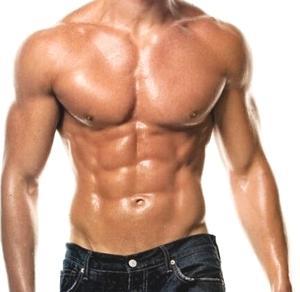 食事制限なし、運動なしで腹筋を...