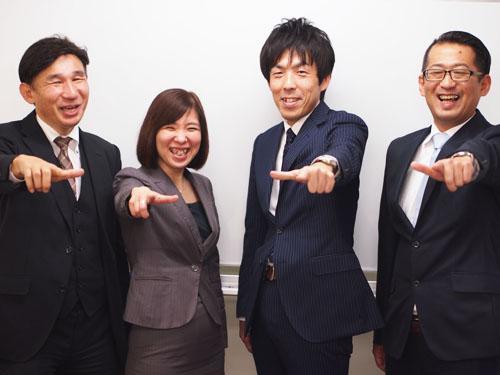 神奈川県全域に展開 成績Apシステム