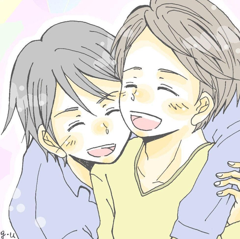 ぐーぐー嵐 智山メインイラスト漫画blog