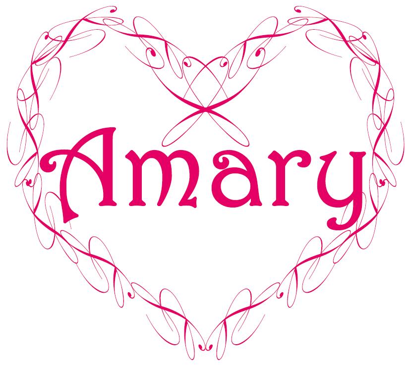 amary-ribbon