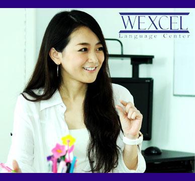 WEXCELフィリピン、マニラの英語学校。