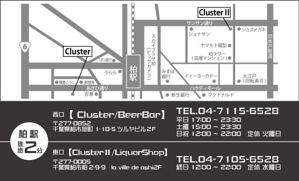 cluster
